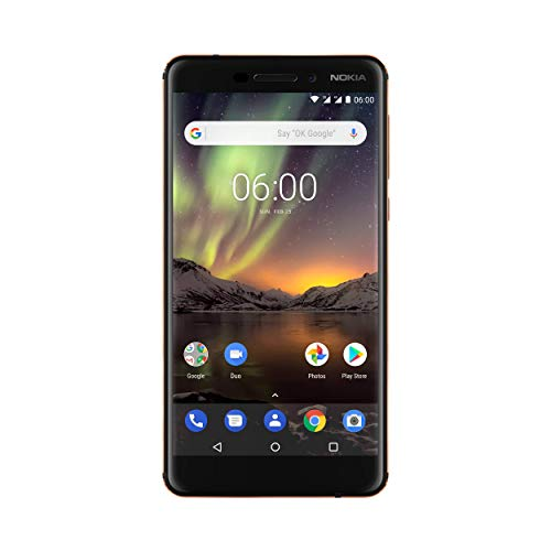 Nokia 6.1 Dual SIM Smartphone VERSION 2018