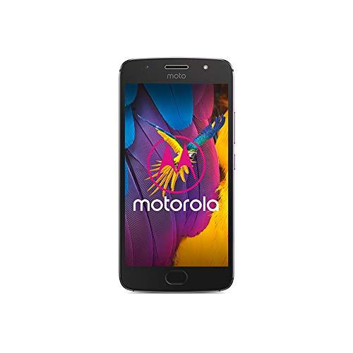 Motorola Moto G5S Smartphone (13,2 cm) Mondgrau