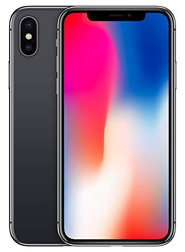 "Apple iPhone X, 5,8"" Display, 64 GB, 2017, Space Grau"