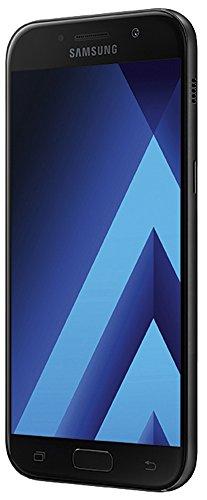 Samsung Galaxy A5 (2017) Smartphone ( 13,22 cm(5,2 Zoll) Touch-Display, 32 GB Speicher, Android 6.0) schwarz - 2