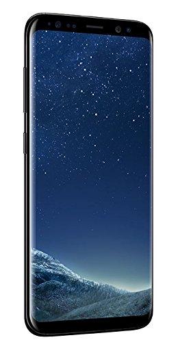 Samsung Galaxy S8 Smartphone (5,8 Zoll (14,7 cm) Touch-Display, 64GB interner Speicher, Android OS) midnight black - 2