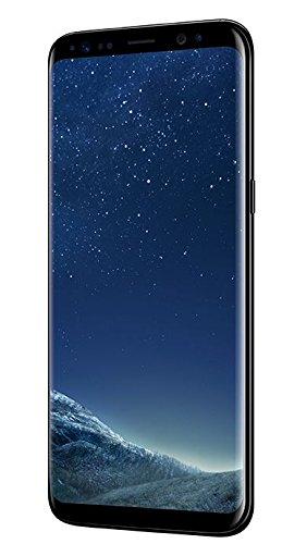 Samsung Galaxy S8 Smartphone (5,8 Zoll (14,7 cm) Touch-Display, 64GB interner Speicher, Android OS) midnight black - 3