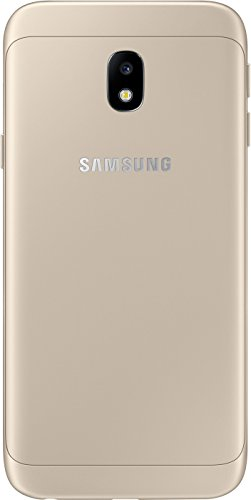 Samsung Galaxy J3 Smartphone (12,67 cm (5 Zoll) Display, 16 GB Speicher, Android 7.0) gold - 3