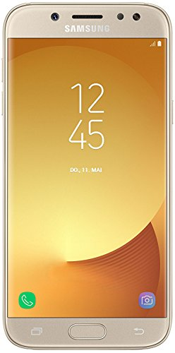 Samsung Galaxy J5 DUOS Smartphone, gold