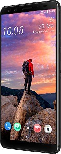 HTC U12+ Smartphone (15,24 cm (6 Zoll)