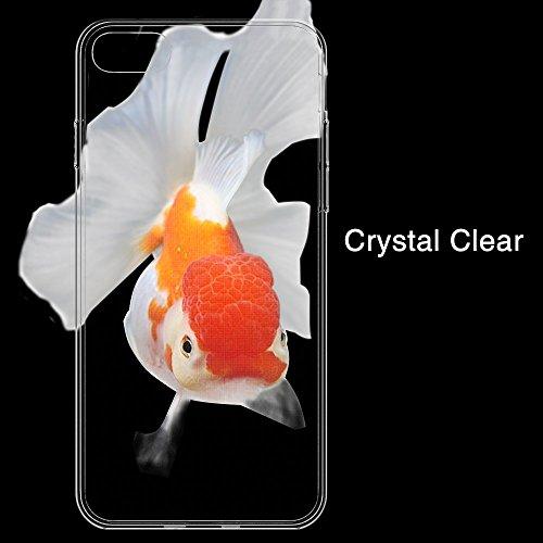 iPhone 6S 6 Hülle, FayTun iPhone 6 6S Schutzhülle Case Silikon- Crystal Clear Ultra Dünn Durchsichtige Backcover Handyhülle TPU Case für iPhone 6/6S (Transparent) - 9