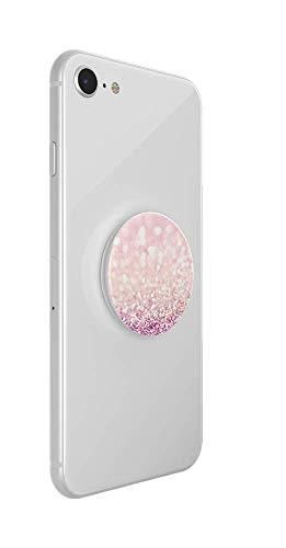 PopSockets: Ausziehbarer Sockel und Griff für Smartphones und Tablets - Blush - 5