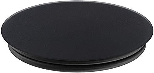 PopSockets: Ausziehbarer Sockel und Griff für Smartphones und Tablets - Black - 3