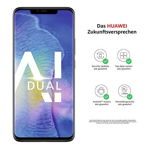 Huawei Mate20 Pro Dual-SIM Smartphone Bundle