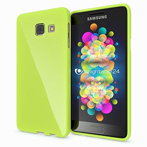 Handyhülle für Samsung Galaxy A5 2017, Grün