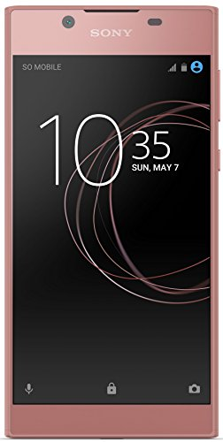Sony Xperia L1 Smartphone (14 cm (5,5 Zoll) Display, 16 GB Speicher, Android 7.0) Pink - 2