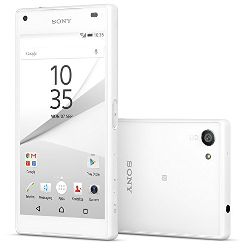 Sony Xperia Z5 Compact Smartphone (4,6 Zoll (11,7 cm) Touch-Display, 32 GB interner Speicher, Android 5.1) weiß - 11