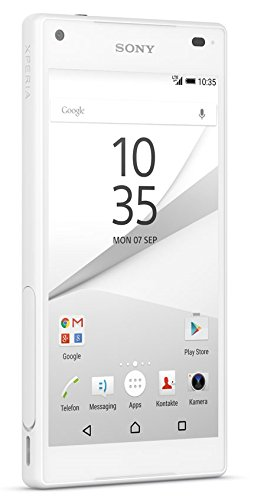 Sony Xperia Z5 Compact Smartphone (4,6 Zoll (11,7 cm) Touch-Display, 32 GB interner Speicher, Android 5.1) weiß - 3