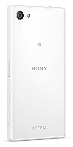 Sony Xperia Z5 Compact Smartphone (4,6 Zoll (11,7 cm) Touch-Display, 32 GB interner Speicher, Android 5.1) weiß - 6