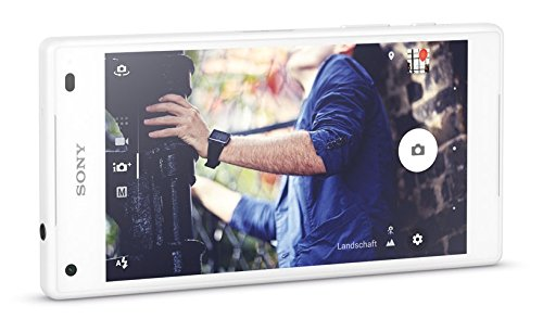Sony Xperia Z5 Compact Smartphone (4,6 Zoll (11,7 cm) Touch-Display, 32 GB interner Speicher, Android 5.1) weiß - 10
