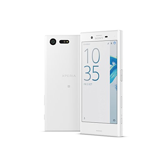 Sony Xperia X Compact Smartphone (11,7 cm (4,6 Zoll), 32 GB Speicher, Android 6.0) Weiß - 7