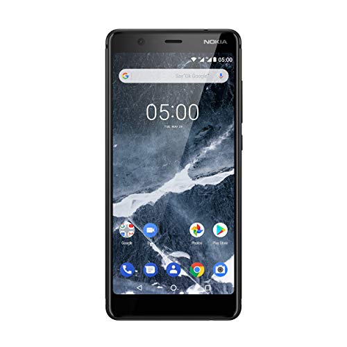 Nokia 5.1 Version 2018 Smartphone (5,5 Zoll) 16GB, 2GB RAM