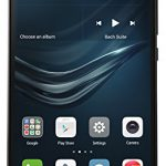 Huawei P9 lite Smartphone (13,2 cm (5,2 Zoll) Touch-Display, 16GB interner Speicher, Dual-SIM, Android 6) schwarz