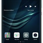 Huawei P9 Plus Smartphone (13,97 cm (5,5 Zoll) Touch Display, 64 GB interner Speicher, Android 6.0) grau